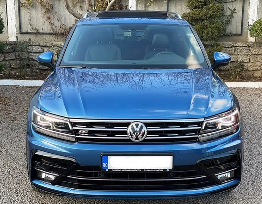 Volkswagen Tiguan 7 locuri