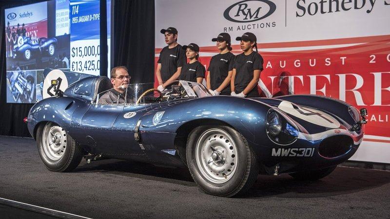Jaguar D-Type 1955