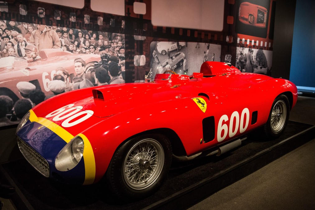 Ferrari 290 MM din 1956