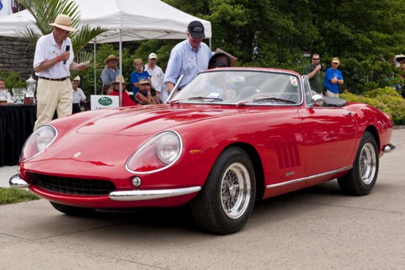 Ferrari 275 GTB / 4 * S NART Spider din 1967