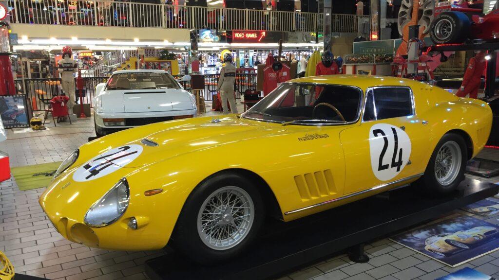 Ferrari 275 GTB / C Speciale din 1964