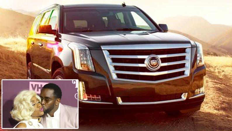 Mama lui Puff Daddy i-a făcut cadou un Cadillac la cea de a  50-a aniversare