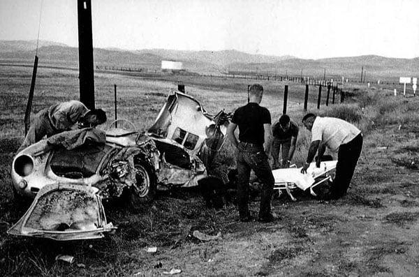 Alec Guinness a prezis teribilul accident