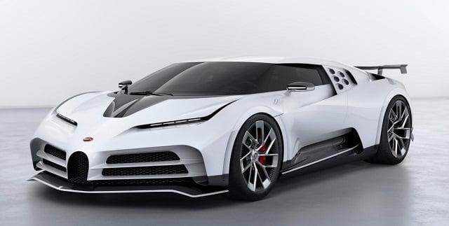 De ce Bugatti-ul Centodieci nu intra in topul nostru?