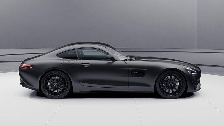 Mercedes-AMG GT 2021 Atinge viteza de 100 de km în doar 3,7 secunde