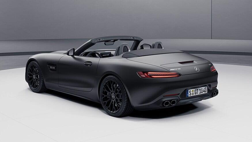 Care poate fi prețul de pornire ale noilor modele Mercedes-AMG GT 2021