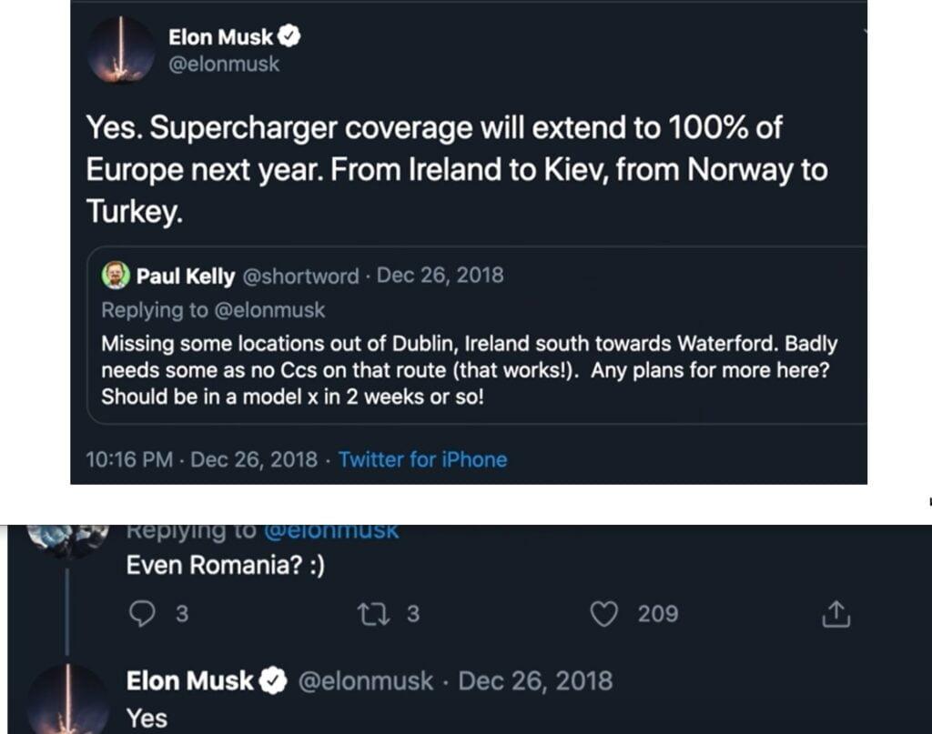 Tesla dorește să se extindă în Europa Centrală și de Est