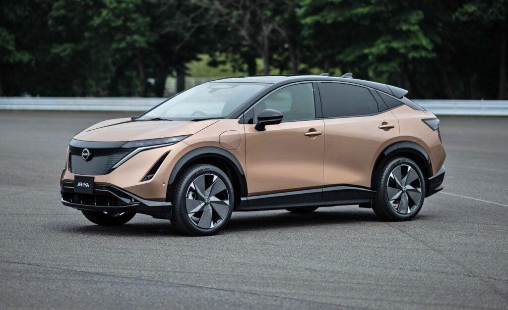 Nissan Ariya electric