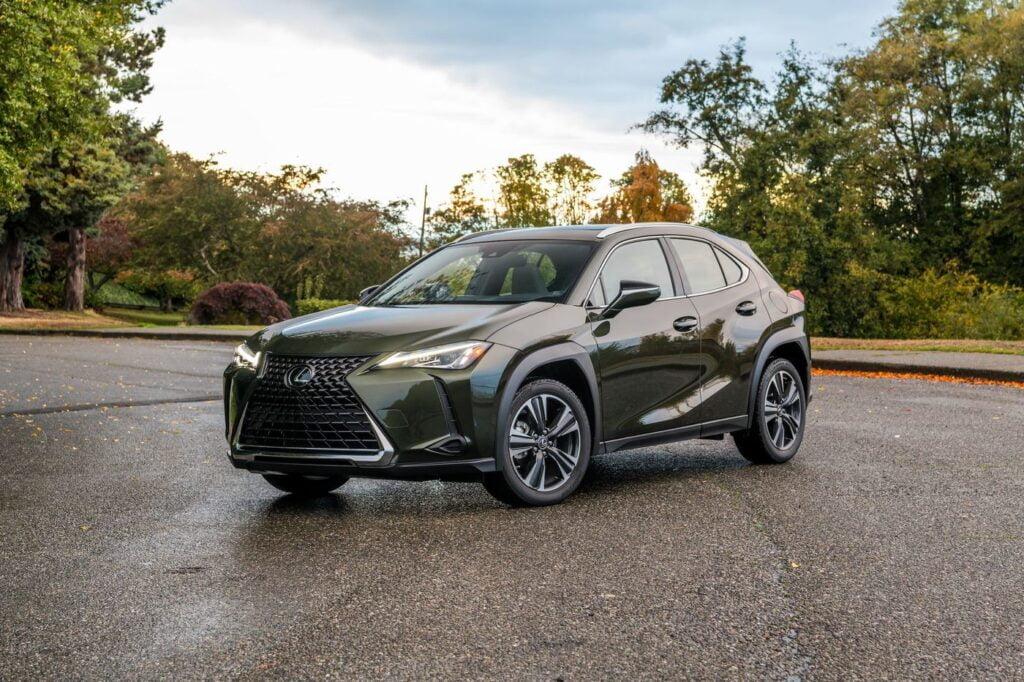 Lexus UX hibrid