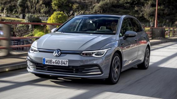Volkswagen Golf mk.VIII hibrid