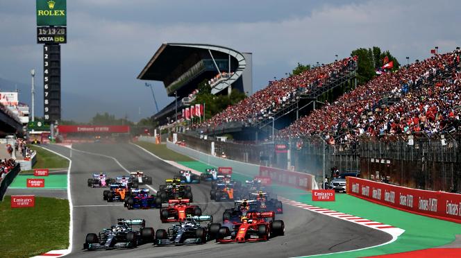 Calendar provizoriu Formula 1 pentru 2021