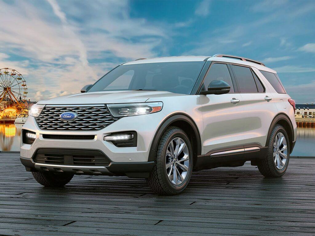 Ford recheamă în service peste 375.000 de SUV-uri Explorer din cauza problemelor la suspensie
