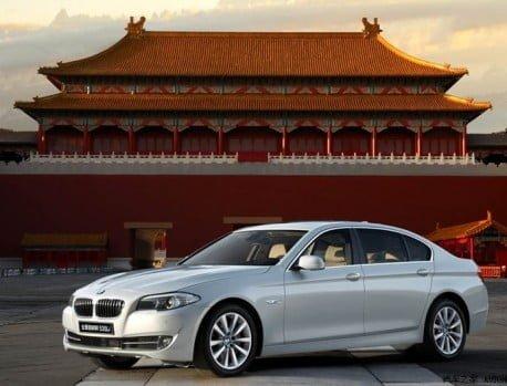 Profitul BMW crește datorită Chinei